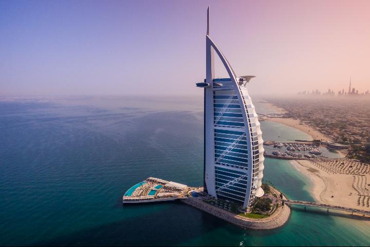 Burj Al Arab Extension, Dubai, UAE