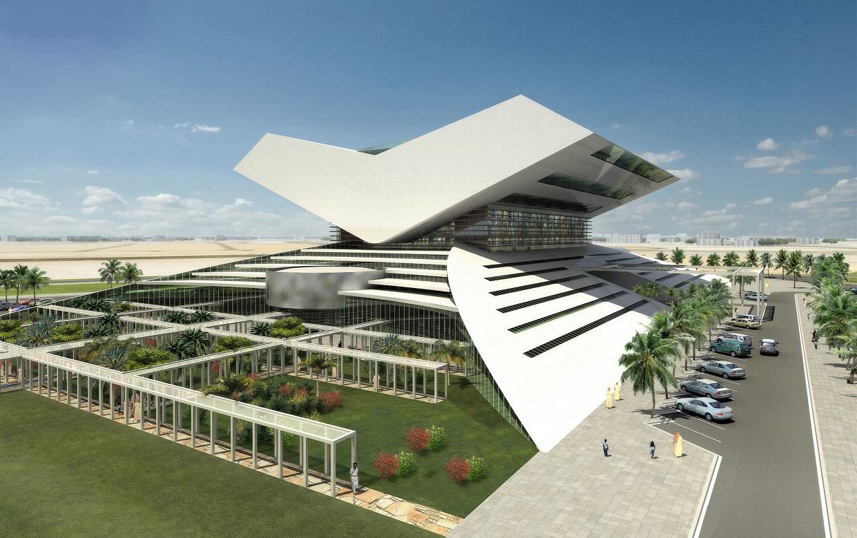 Mohammed Bin Rashid Library, Dubai, UAE