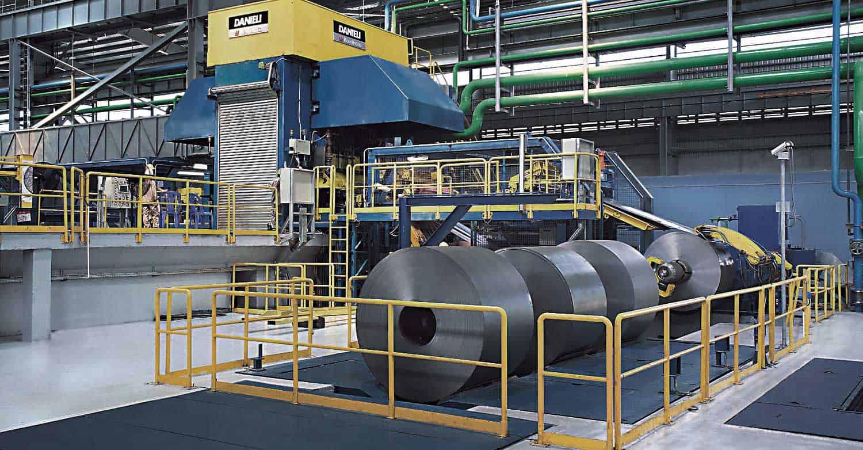 United Iron & Steel Factory, Abu Dhabi, UAE