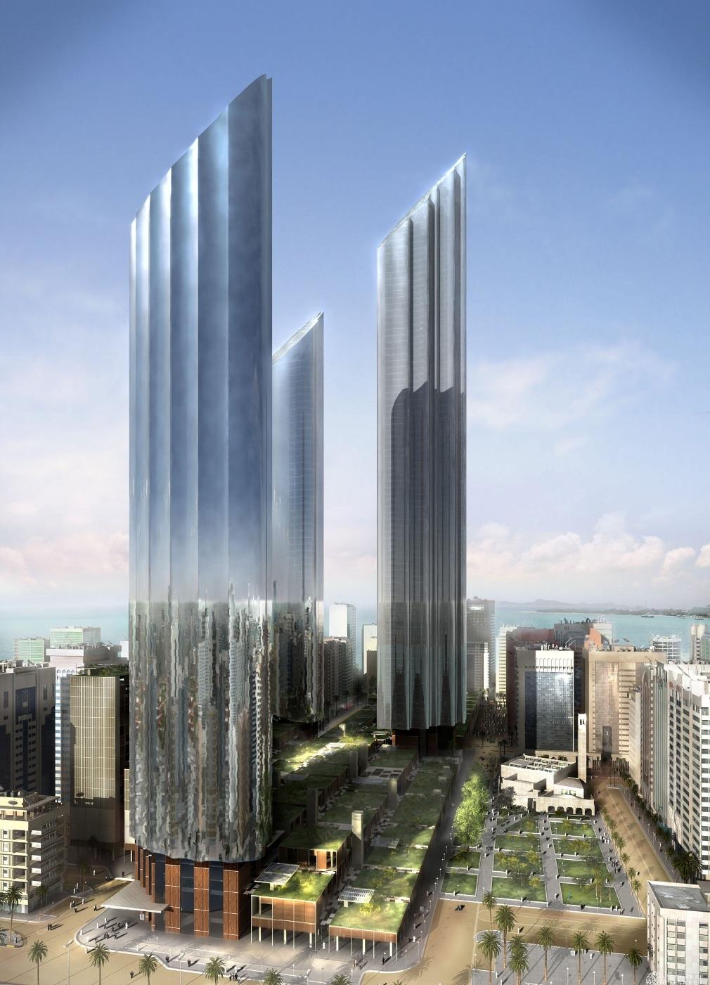 World Trade Centre (WTC) Abu Dhabi, UAE