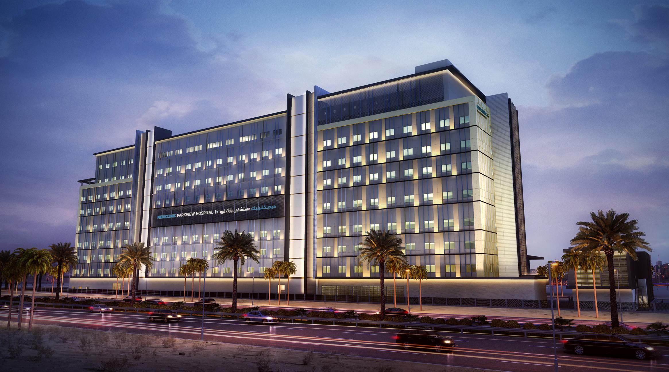 Mediclinic Parkview Hospital, Dubai, UAE