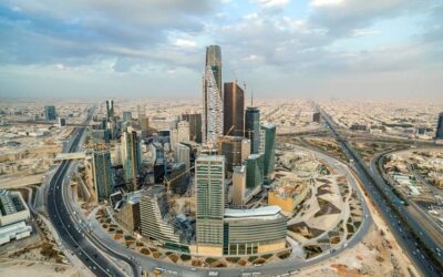 King Abdullah Financial District – Master Plan
